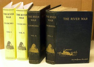 The River War First Edition