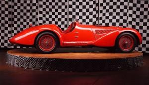 Alfa Romeo 8C 2900B Mille Miglia