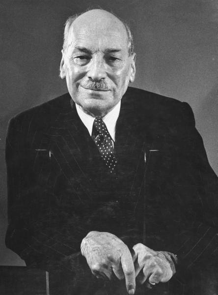 Quot An Empty Taxi Arrived And Clement Attlee Got Out Quot Richard M Langworth