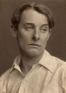 NPG x28098,Lord Alfred Bruce Douglas,by George Charles Beresford