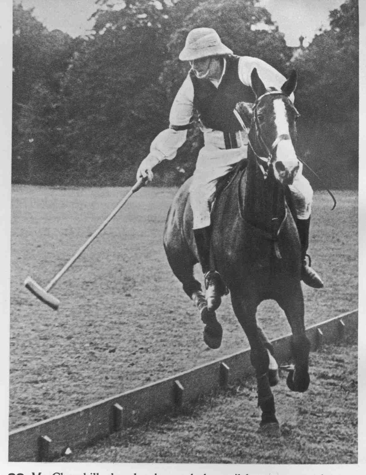 Churchill On Horses Richard M Langworth