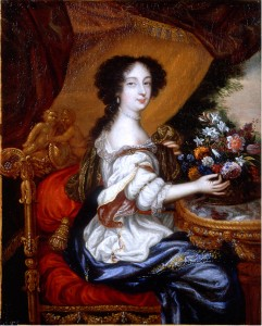 Barbara Palmer, First Duchess of Cleveland (1640-1709).