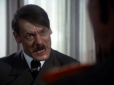 Image result for Gunter Meisner as Adolf Hitler in The Winds of War
