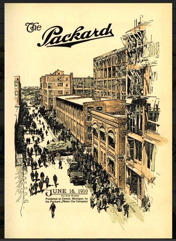 packard magazine
